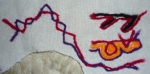 More yarn doodles.