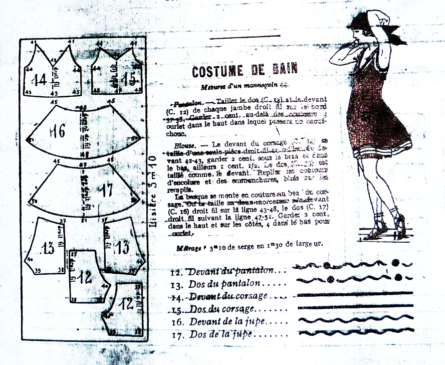 6b4c89e676 The Info From The Pattern I Used. Sc 1 St Knotrune - WordPress.com. image  number 1 of victorian swimsuit costume ...